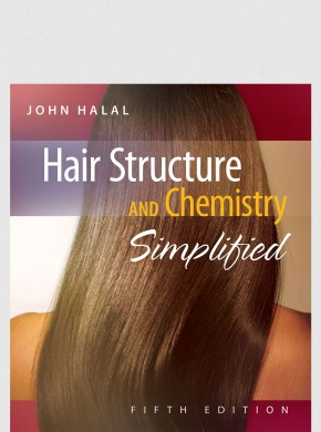 MILADY HAIR STRUCTURE AND CHEMISTRY SIMPLIFIED TEXTBOOK, 5TH ED.