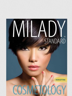 MILADY STANDARD COSMETOLOGY: HAIRCUTTING, 2nd. Ed.