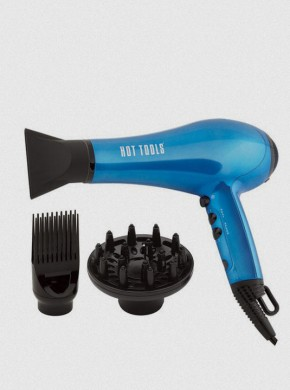 HOT TOOLS BLUE ICE TITANIUM IONIC SALON DRYER