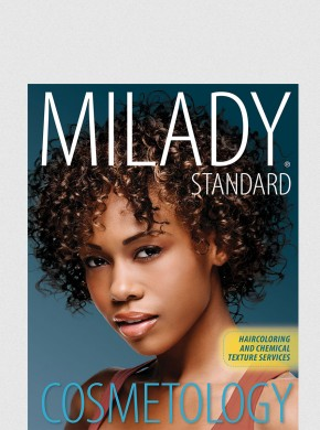 MILADY STANDARD COSMETOLOGY: HAIR COLOURING & CHEMICAL TEXTURE SERVICES, 2nd. Ed.